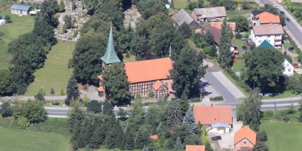 Kościół w Stegnie
