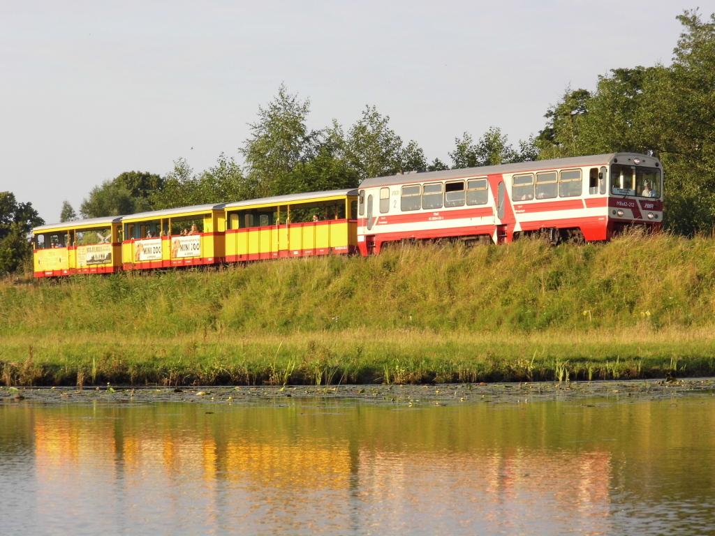 MBxd2-212 z poc. do Nowego Dworu Gdańskiego w Rybinie, fot. K. Sykała
