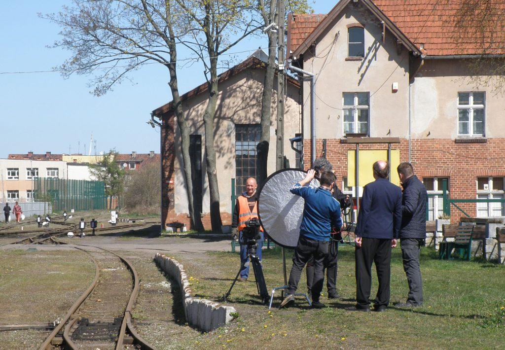 Nagrywanie materiału do programu odbyło się pod koniec kwietnia. Fot. Grzegorz Fey.
